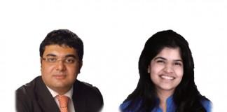 Vivek Vashi and Aakriti Khetan, Bharucha & Partners
