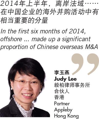李玉燕 Judy Lee 毅柏律师事务所 合伙人 香港 Partner Appleby Hong Kong