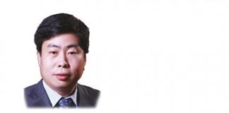 A photo of Liang Xiaoguang