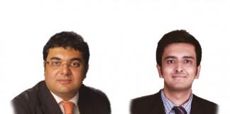 A photo of Vivek Vashi and Krishnendu Sayta, Bharucha & Partners