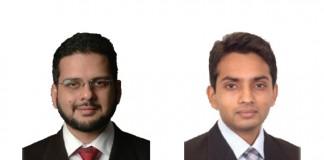 A photo of Zakir Merchant and Ashraya Rao, Khaitan & Co