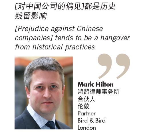 Global reach-Mark Hilton