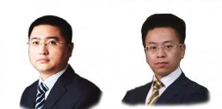 Xu Dang and Luo Huichao, Dacheng Law Offices in Beijing