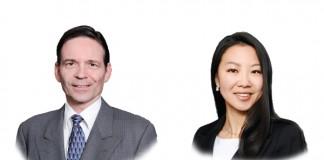 Felix Egli and Fiona Gao, VISCHER