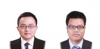 Jet Deng Zhisong and Ken Dai Jianmin Dacheng Law Offices