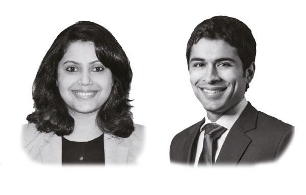 Priyanka Kumar and Sohrab Khushrushahi