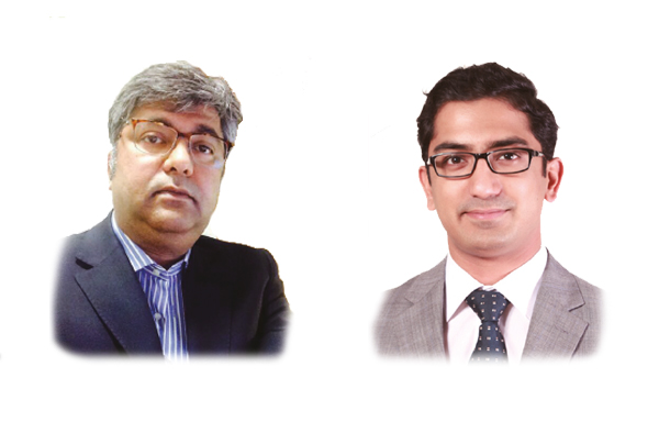 Ranjit Prakash and Arun Mani at HSA Advocates