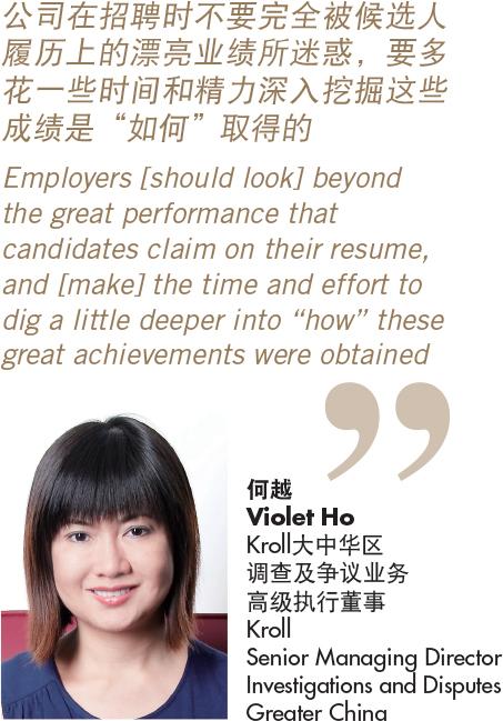 Violet Ho