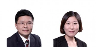 Zhan Hao is the managing partner and Song Ying is a partner at AnJie Law Firm