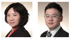 Zhou Min is the Partner and Sean Yan is the Associate at PacGate Law Group