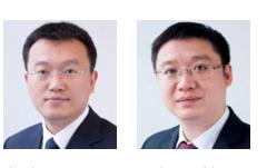 张继达和杨锋是达辉律师事务所的合伙人