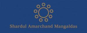 Shardul_Amarchand_Mangaldas_-_logo_-_Prussian_blue_background