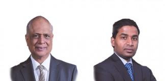 Sumeet Kachwaha and Dharmendra Rautray at Kachwaha & Partners
