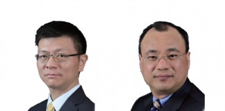 Charles Qin and Michael Mei with Llinks Law Offices