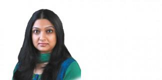 Rashmi Pradeep, Cyril Amarchand Mangaldas