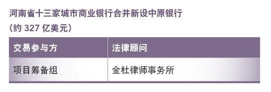 河南省十三家城市商业银行合并新设中原银行