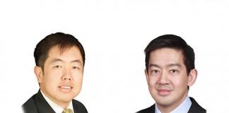 Terence Foo and Tim Wang