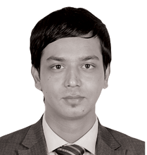 Aditya Patni, Associate, Khaitan & Co