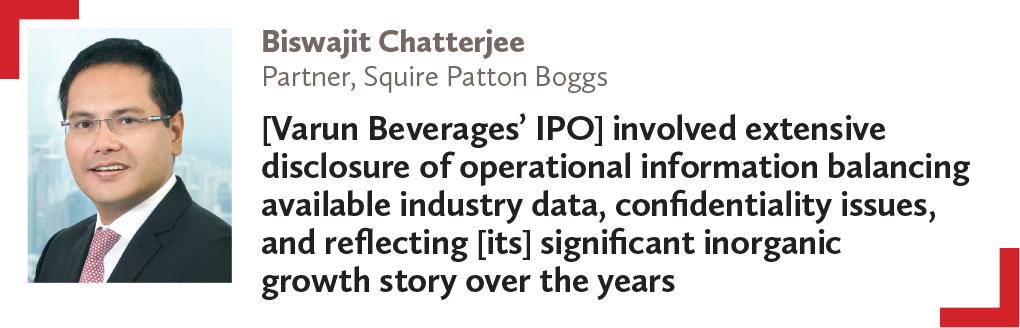 Biswajit Chatterjee Partner, Squire Patton Boggs