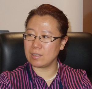 Sinopec International general counsel Sun Xiaoqing