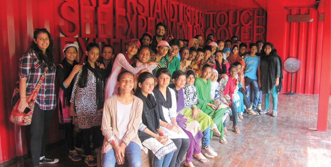 Philanthropic initiatives taken by Bijesh Thakker