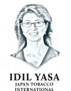IDIL YASA is the branding ban vice-president at Japan Tobacco International.