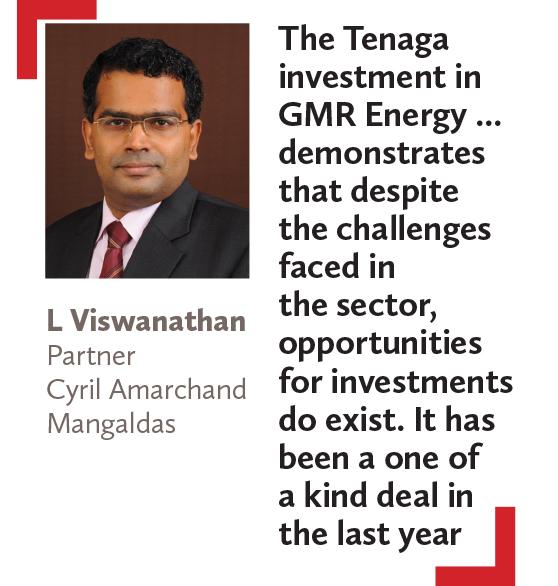 L Viswanathan Partner Cyril Amarchand Mangaldas