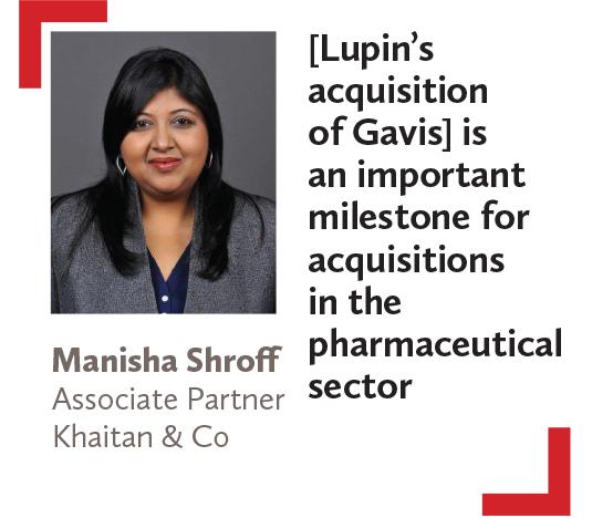 Manisha Shroff Associate Partner Khaitan & Co