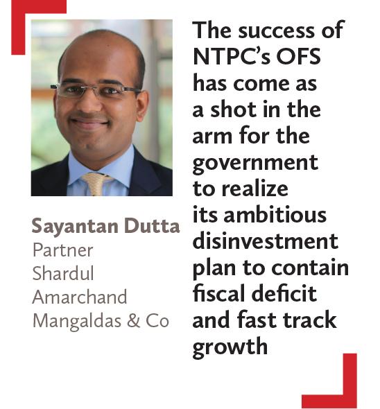 Sayantan Dutta Partner Shardul Amarchand Mangaldas & Co