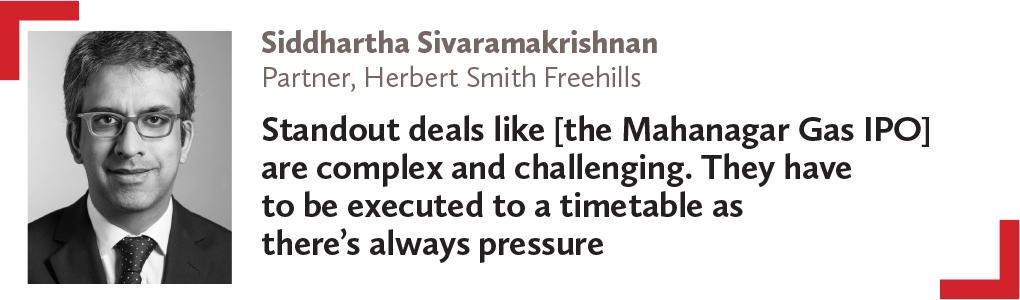 Siddhartha Sivaramakrishnan Partner, Herbert Smith Freehills