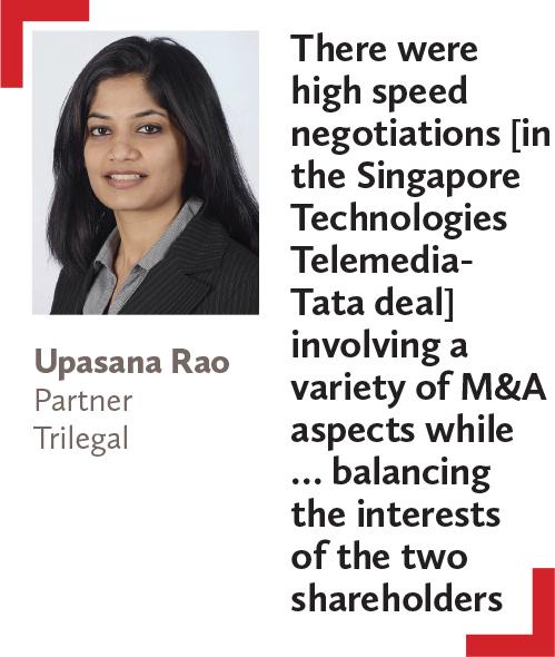 Upasana Rao Partner Trilegal