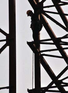 Reportedly as few as 9% of construction projects in China are insured.