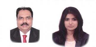 Amitabh Chaturvedi and Ekta Sukhramani, Mine & Young