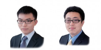 Ben Chai and Cloud Li 律师柴向阳和律师李硕