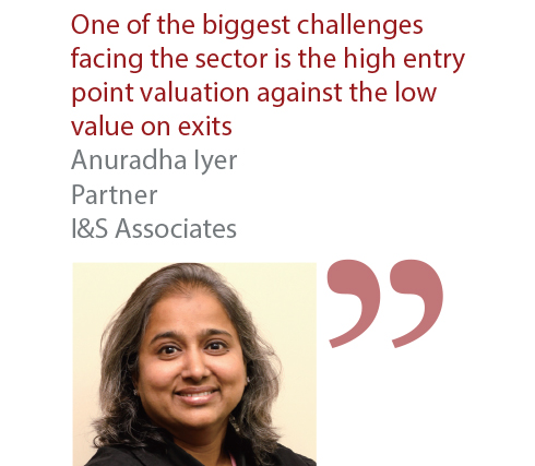 Anuradha Iyer Partner I&S Associates