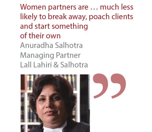 Anuradha Salhotra Managing Partner Lall Lahiri & Salhotra