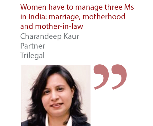 Charandeep Kaur Partner Trilegal