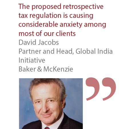 David Jacobs Partner and Head, Global India Initiative Baker & McKenzie