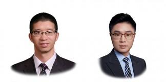 Deng Youping and Chen Shu