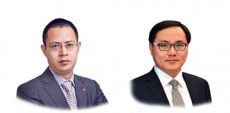 Jiang FengTao and Liu Bing