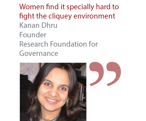 Kanan Dhru Founder Research Foundation Governance