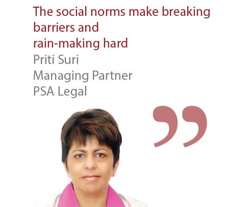 Priti Suri Managing Partner PSA Legal