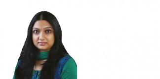 Rashmi Pradeep Partneer Cyril Amarchand Mangaldas