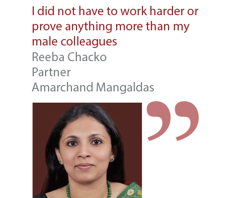 Reeba Chacko Partner Amarchand Mangaldas