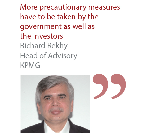 Richard Rekhy Head of Advisory KPMG