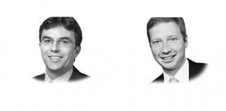 Roland Mueller and Eric Flueckiger Swiss real estate for Chinese investors