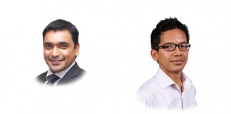 Ameya Khandge and Abhijeet Das, Trilegal