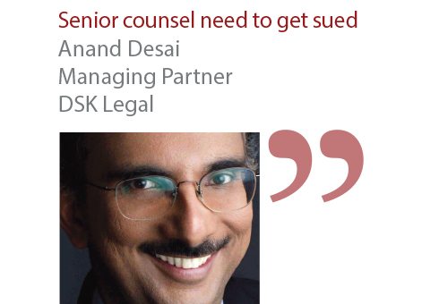 Anand Desai Managing Partner DSK Legal