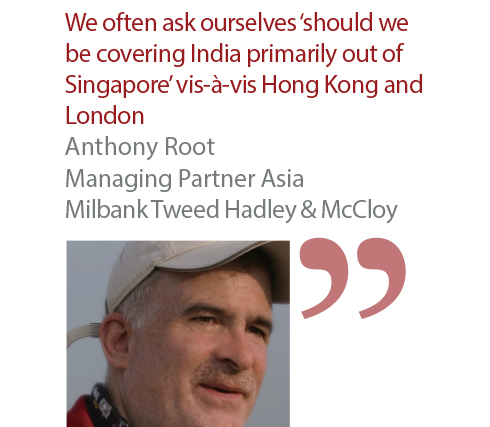 Anthony Root Managing Partner Asia Milbank Tweed Hadley & McCloy