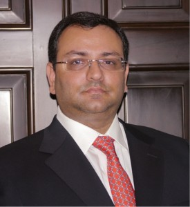 A new face: Cyrus Mistry will be only the second non-Tata name to head the Tata empire.